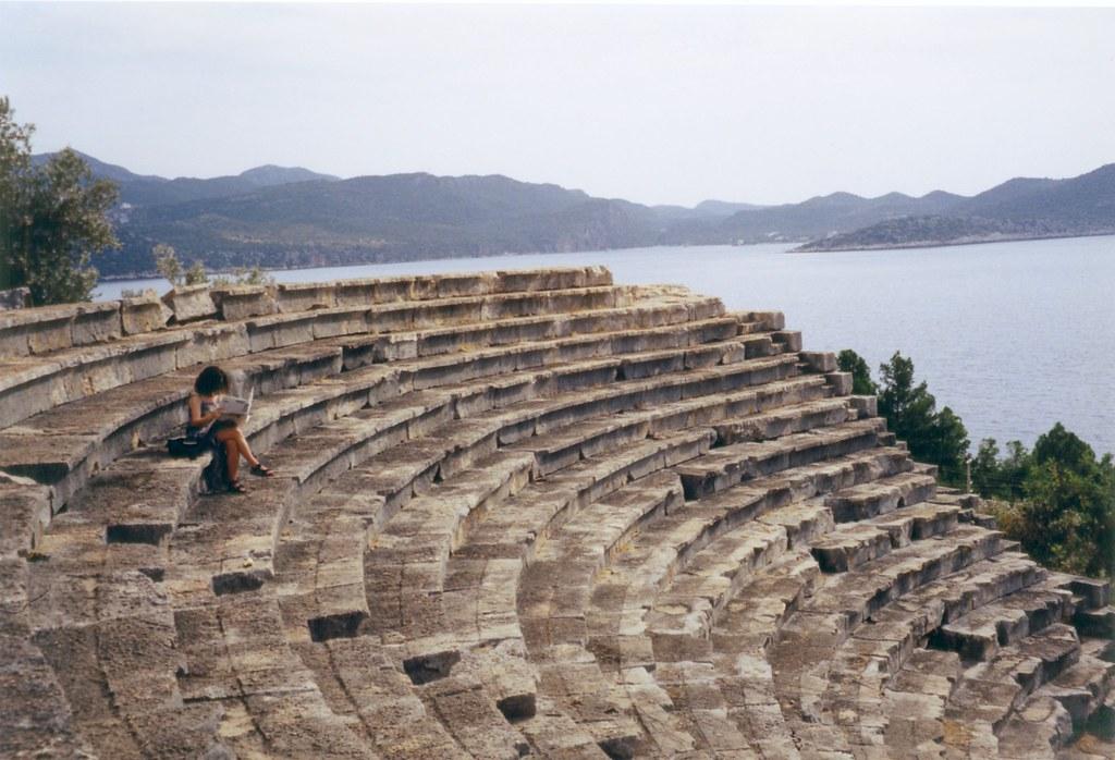 Kaş Amphitheater