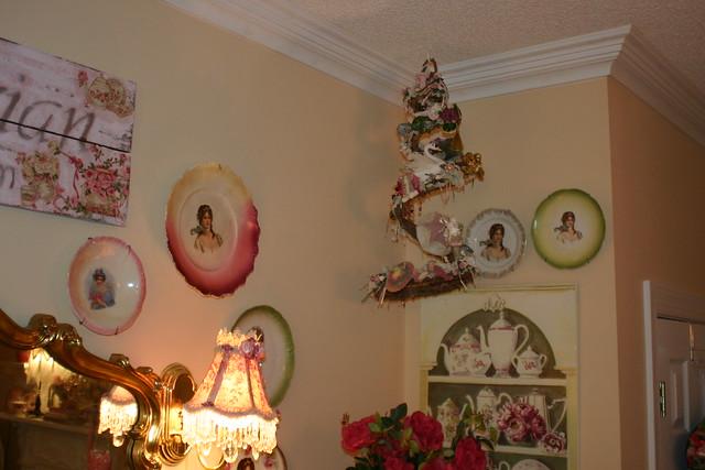 Victorian Rose Tea Room