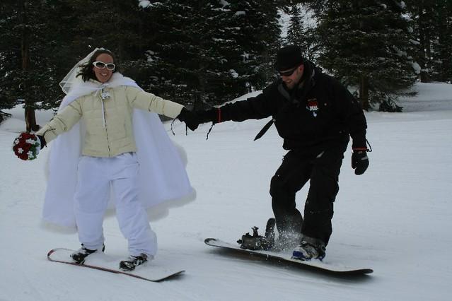 Loveland CO Wedding on the Mountain