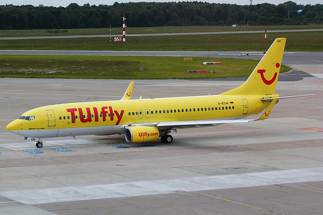 TUIfly - B738 - D-ATUH (1)
