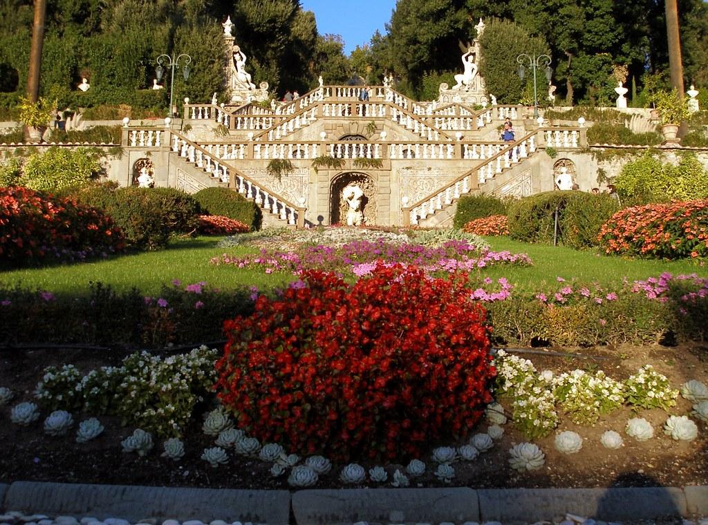 Parque de Pinocho en Collodi
