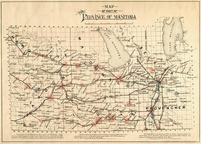 1880 世界地图