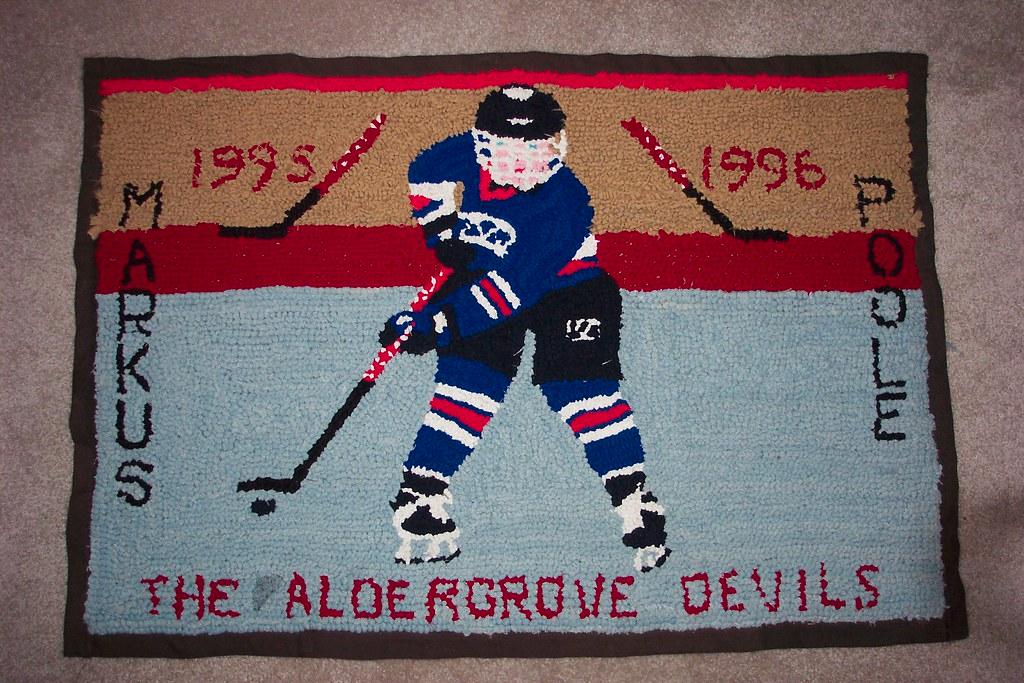 5 Markus Poole, Aldergrove Devils
