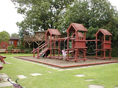 Playground at the Blackwell Ox