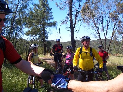 Encinal Canyon ride