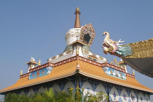 Lotus Stupa
