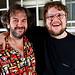 Peter Jackson y Guillermo del Toro