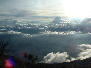 Caracas and heaven