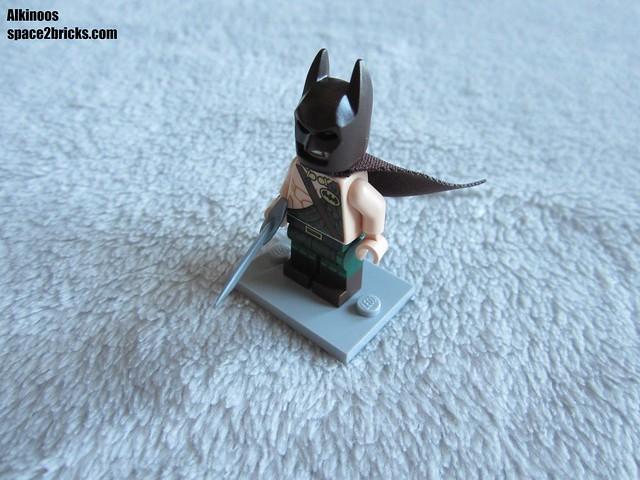 Lego tartan Batman p6