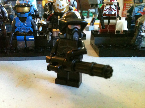 Shadow ARF with minigun