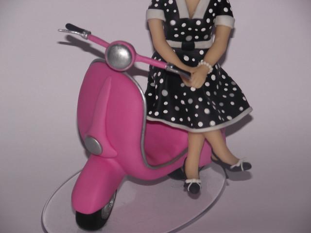 Topo de bolo estilo anos 60 flickr photo sharing - Estilo anos 60 ...