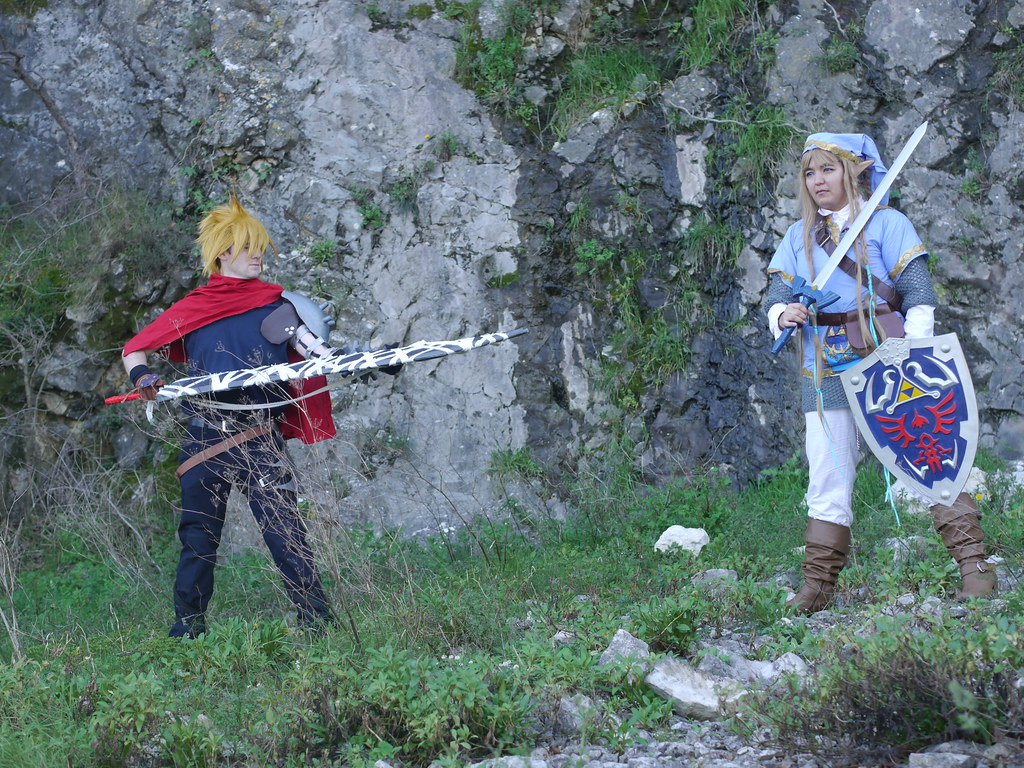 related image - Sortie Cosplay Avignon - 2014-02-22- P1780159