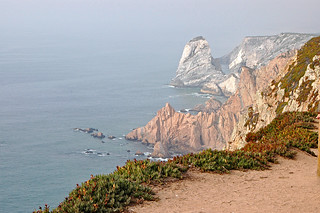Cabo da Roca - Westernmost point of Europe