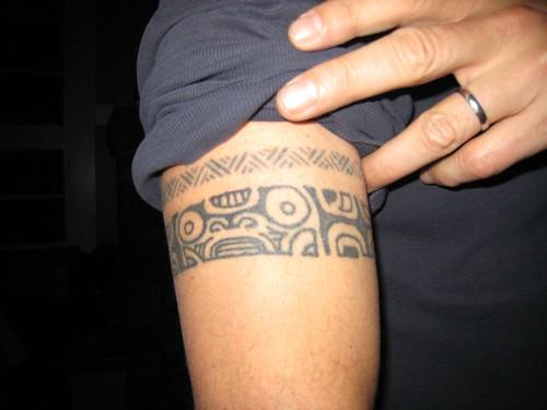 Anthony Bourdain's Tattoo