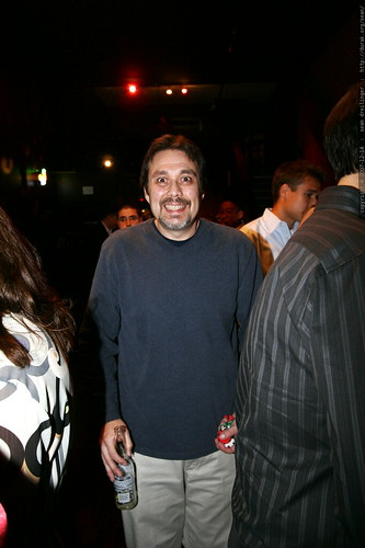 guests at the 2007 inter@ctivate holiday party    MG 6946