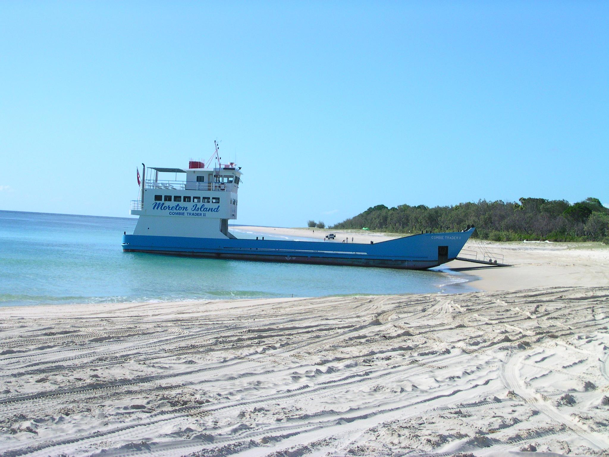 Moreton Island Ferry Prices