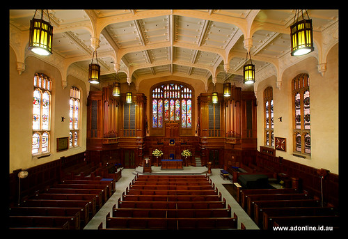 St. Stephens Church, Sydney