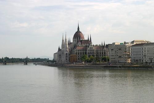 Hungary: Budapest - Parliament