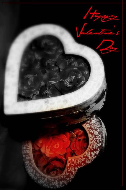 Happy Valentine's Day♥♥♥ from Flickr via Wylio