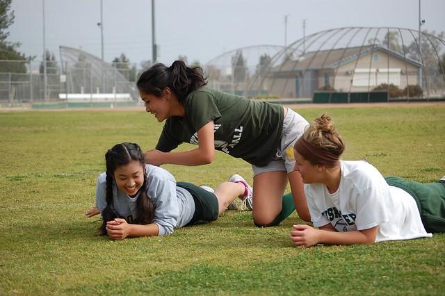Moorpark High School Girls Softball Program Boot Camp