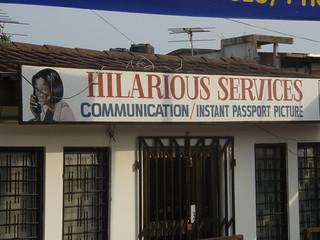 Hilarious Services