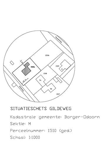 Situatie Gildeweg