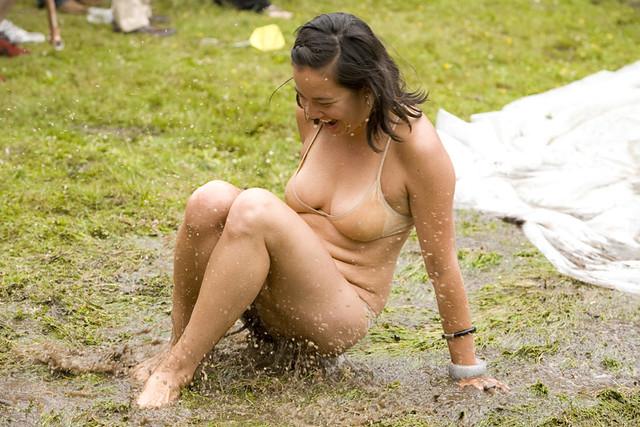 Naked slip n slide confirm