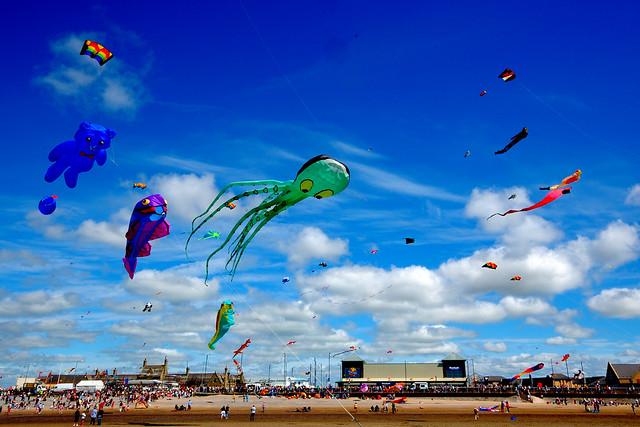 Morecambe Kite Festival
