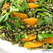 collards carrots and lentils