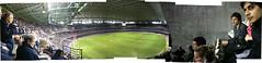 @ Etihad stadium!