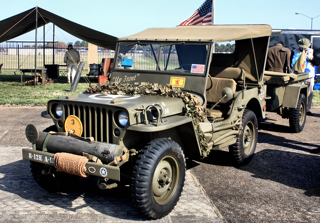 1942 GPW Ford Military Jeep http://www.flickr.com/photos/photohound/4513786832/