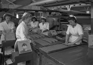 Wright's Biscuits Production