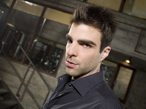 Zachary Quinto as Sylar