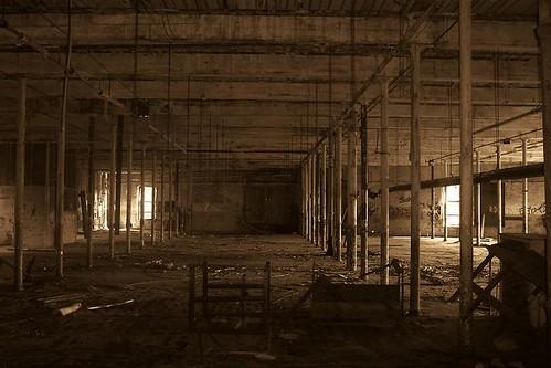 urban abandoned mills exploration lowell