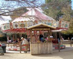 temple(0.0), stall(0.0), shinto shrine(0.0), shrine(0.0), park(0.0), recreation(1.0), outdoor recreation(1.0), leisure(1.0), fair(1.0), carousel(1.0), amusement ride(1.0), amusement park(1.0),