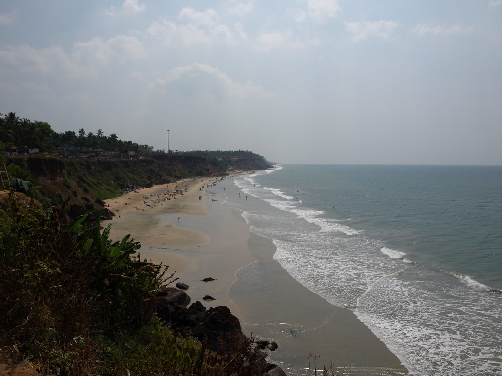varcala beach india