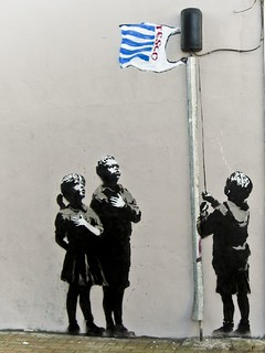 Tesco generation - Banksy