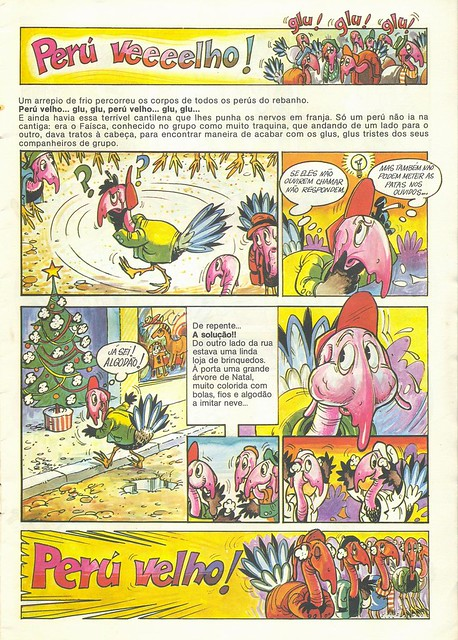 Fungagá da Bicharada, Christmas number, December 1976 - 4