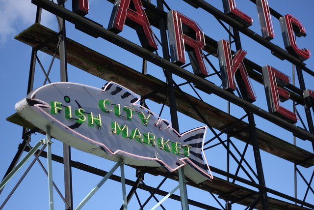 city fish market flickr photo sharing