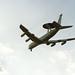 AWACS Landing Bentwaters