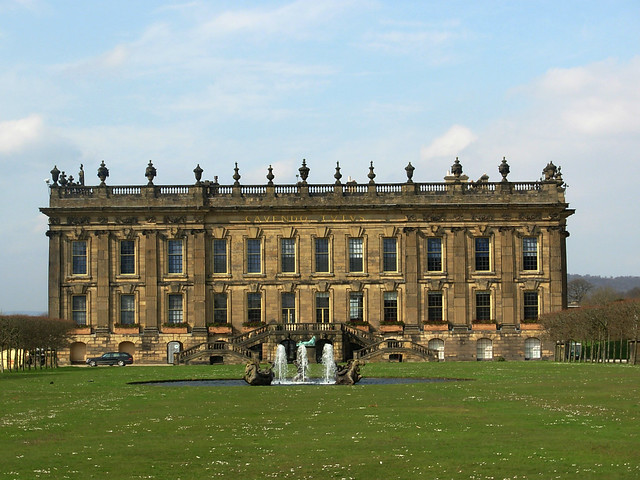 Chatsworth House by gemma.lou via Flickr