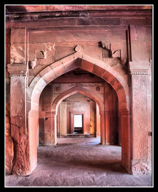 FATEHPUR SIKRI (Ciudad Fantasma) - India