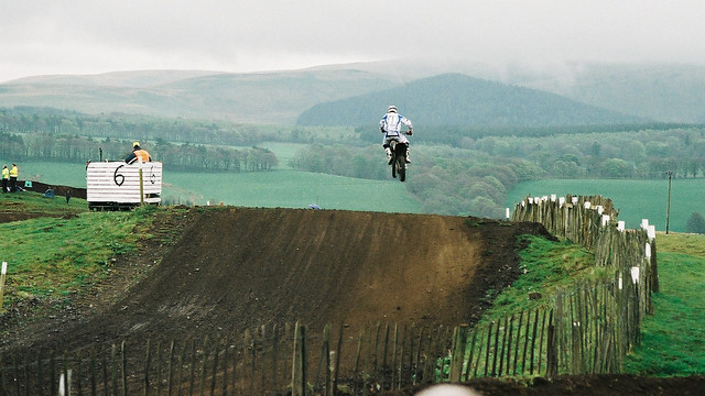 Scottish Youth Motocross at Shiplaw