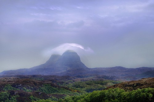 landscape suilven
