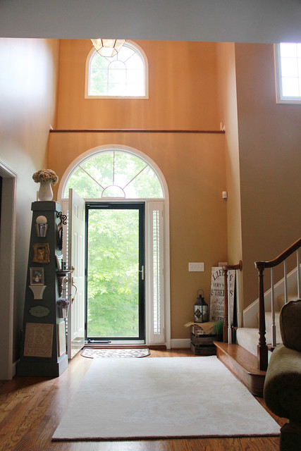 Two Story Foyer Conversion : The grand entrance s unskinny boppy