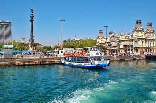 Barcelona Harbor_Golondrina