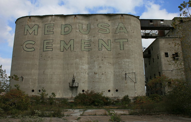 Medusa Cement Company : Portland medusa cement company flickr photo sharing
