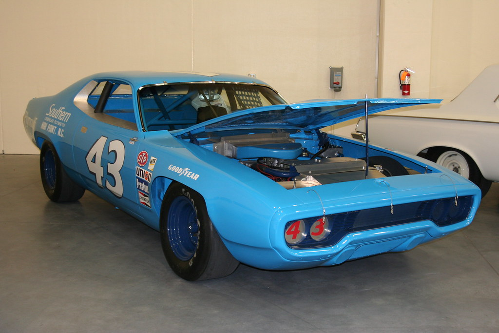 1971 Richard Petty Plymouth Road Runner A Photo On