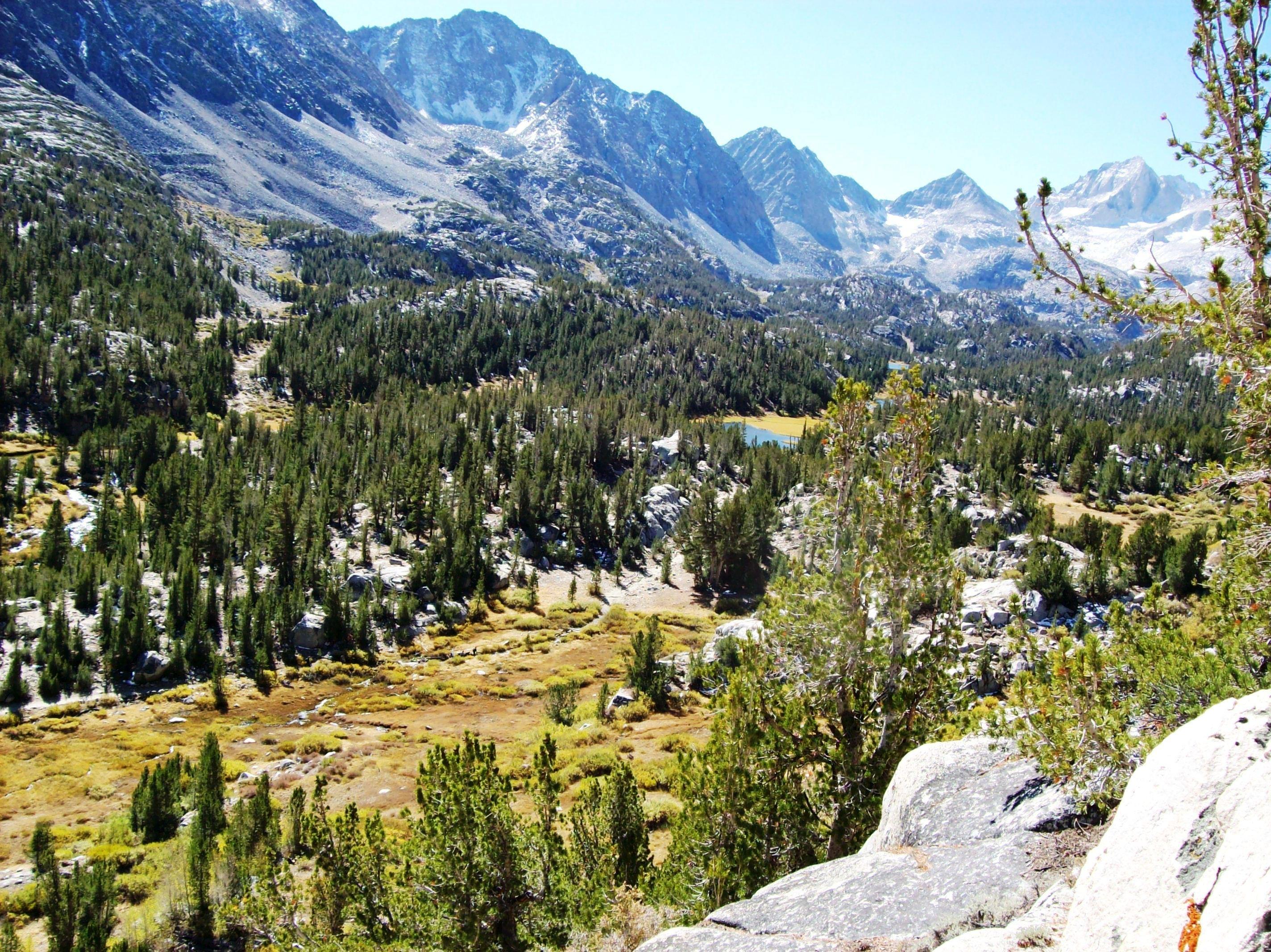 Elevation of n round valley rd bishop ca usa maplogs for Sierra valley