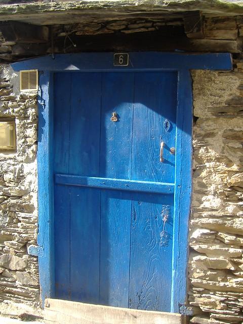 Puerta azul, Fujifilm FinePix A370